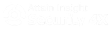 ATTAIN INSIGHT SECURITY 4X